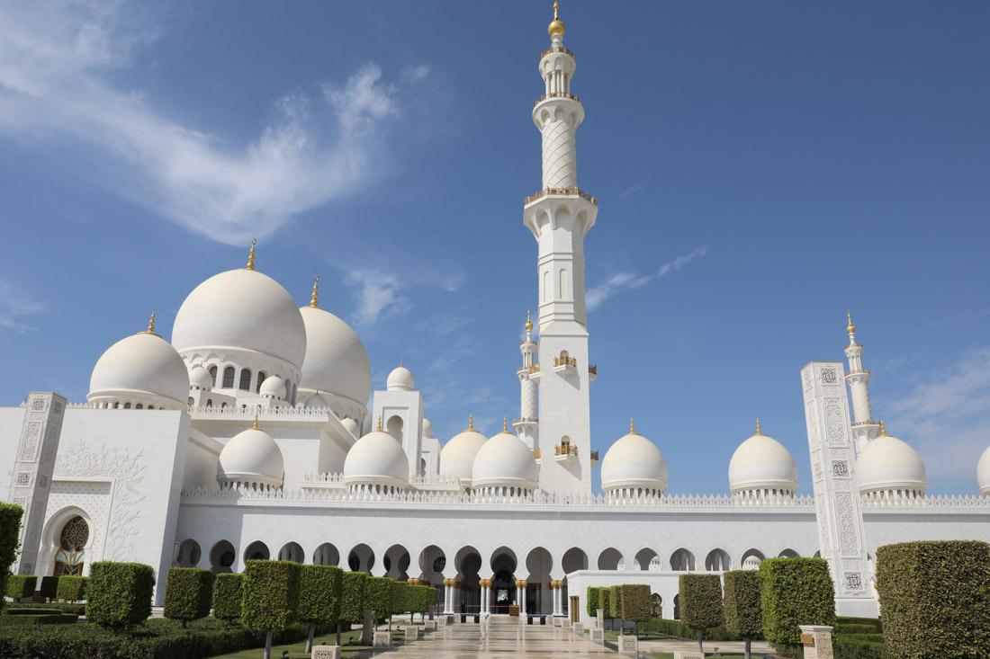 Sheikh Zayed moskee